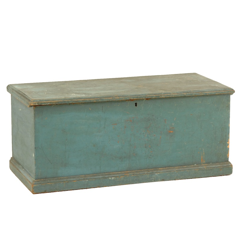 Eva Teal Trunk