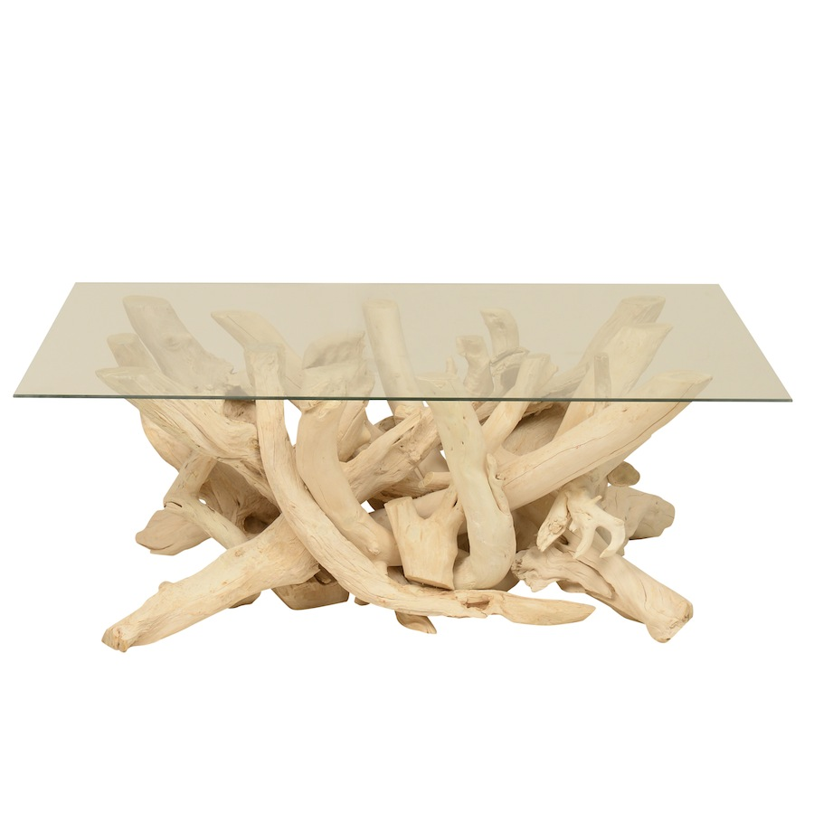 Pacific Wood Coffee Table