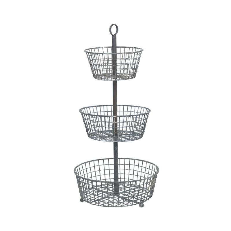 Cranford Metal Baskets