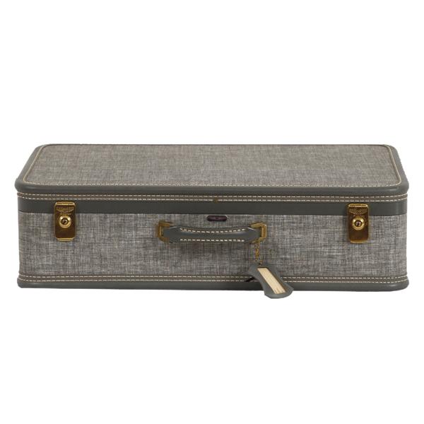 Horace Grey Suitcase