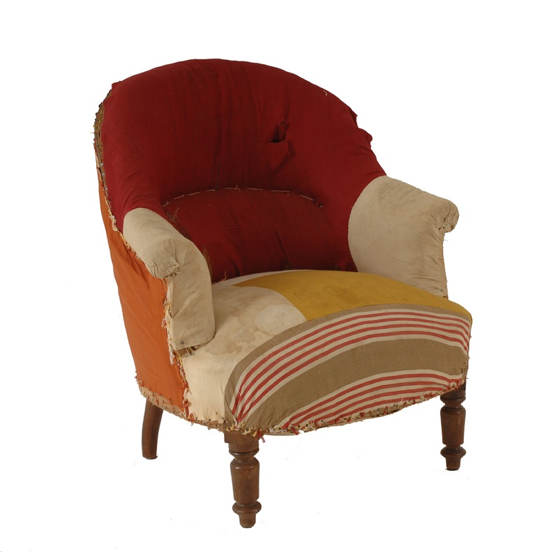 Jeni Red Chair