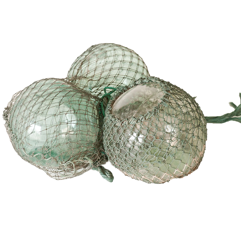 Ariel Glass Globes (set of 3)
