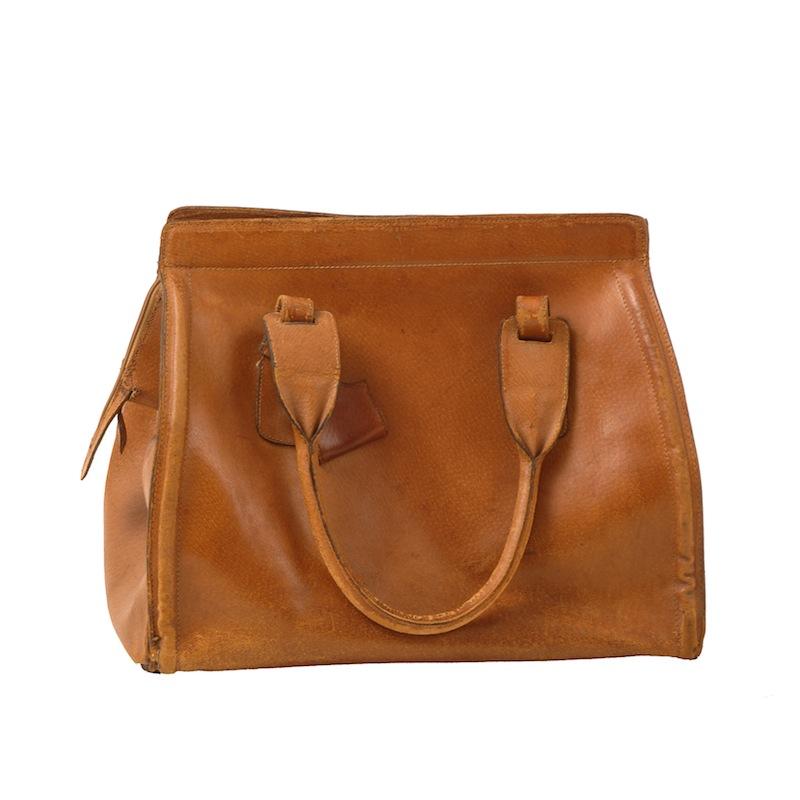 Pioneer Leather Bag