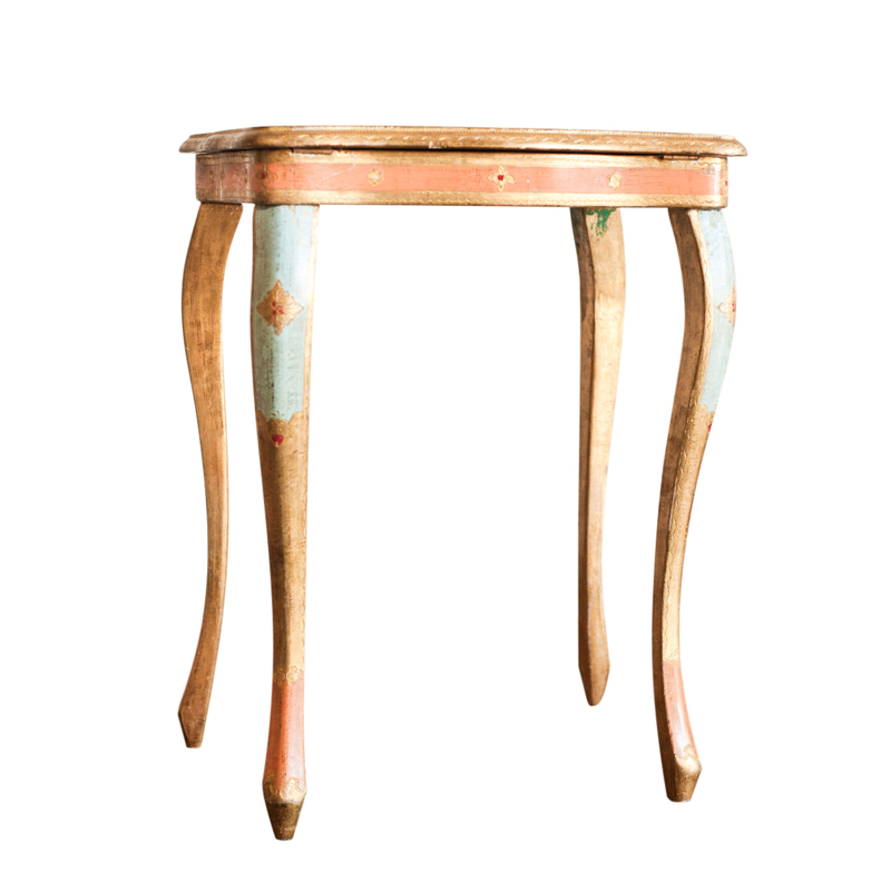 Cooper Gold Side Table