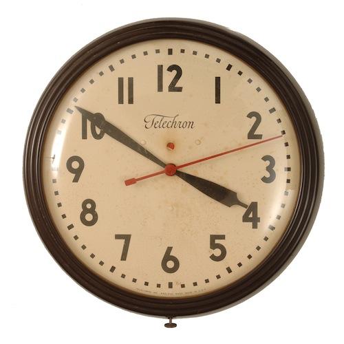 Hewlett Wall Clock