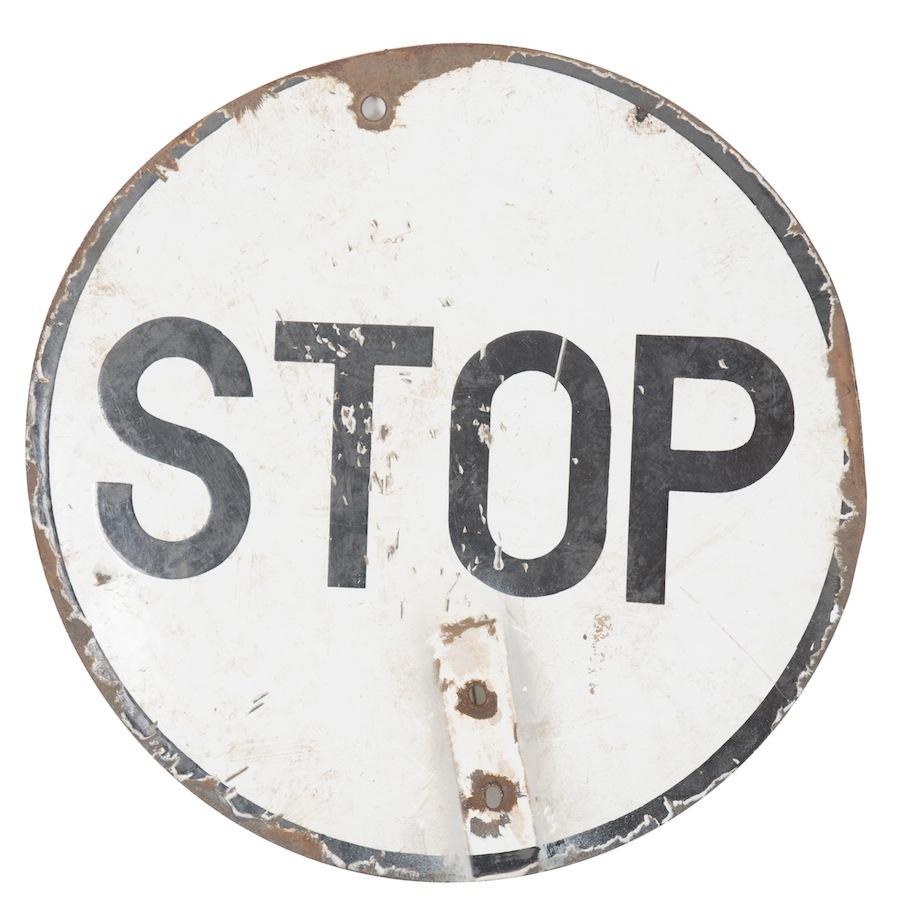 Casper Stop Sign