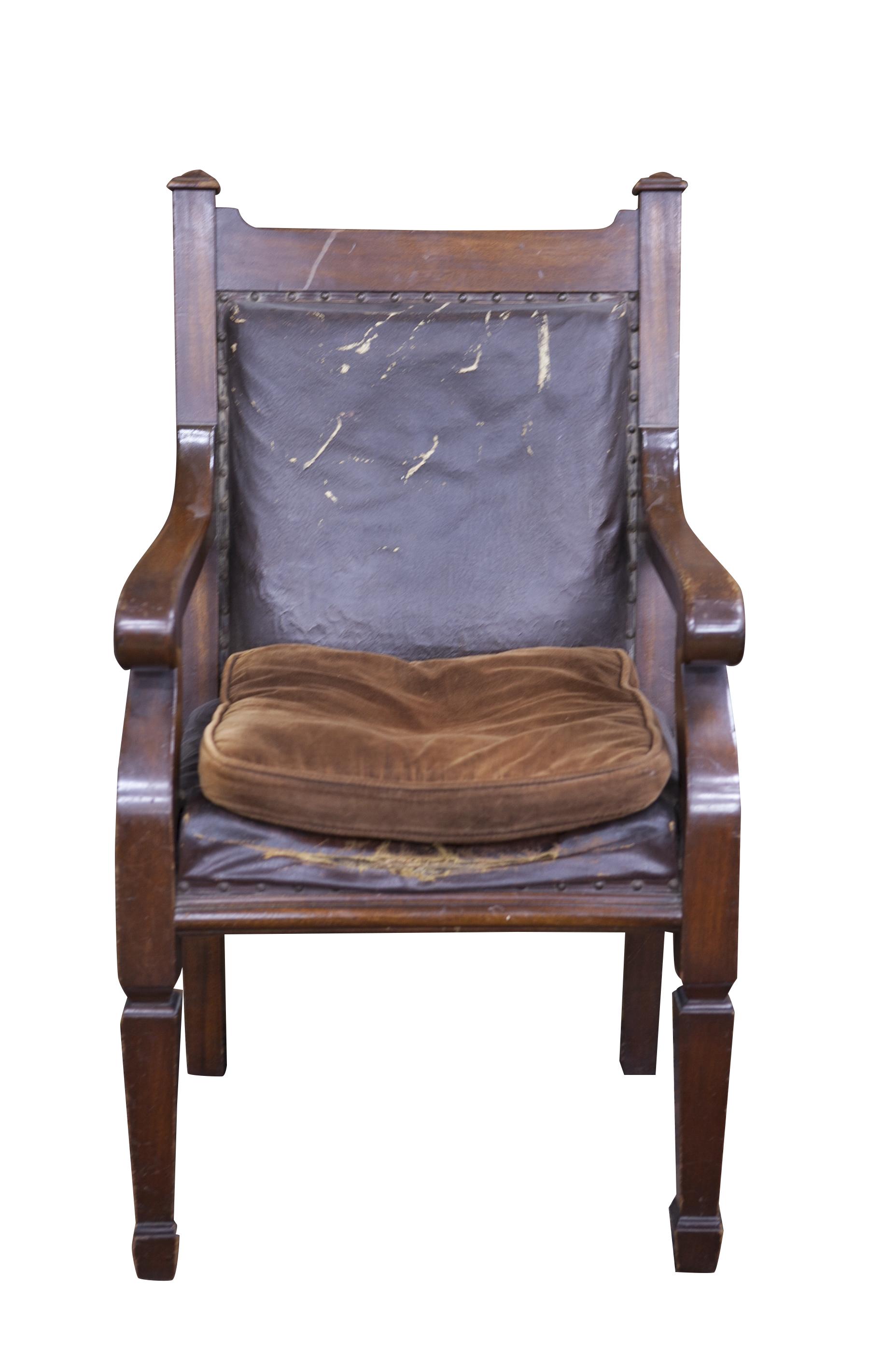 Monroe Leather Chair