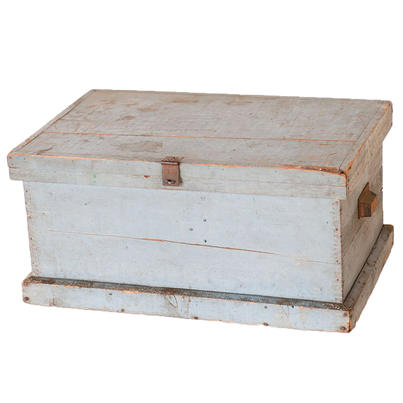 Patterson Wooden Box