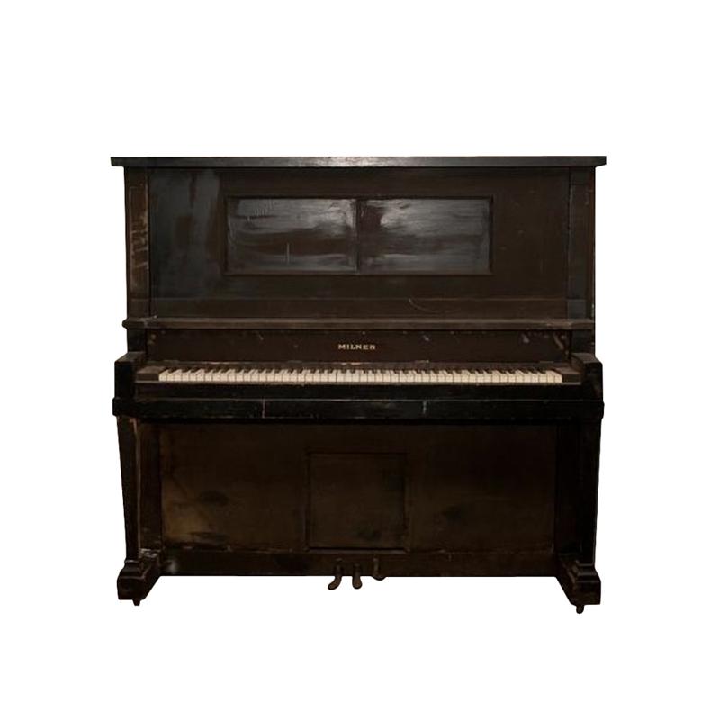 Milner Black Piano