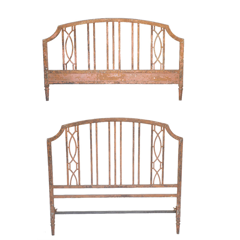 Laporte Pink Bed