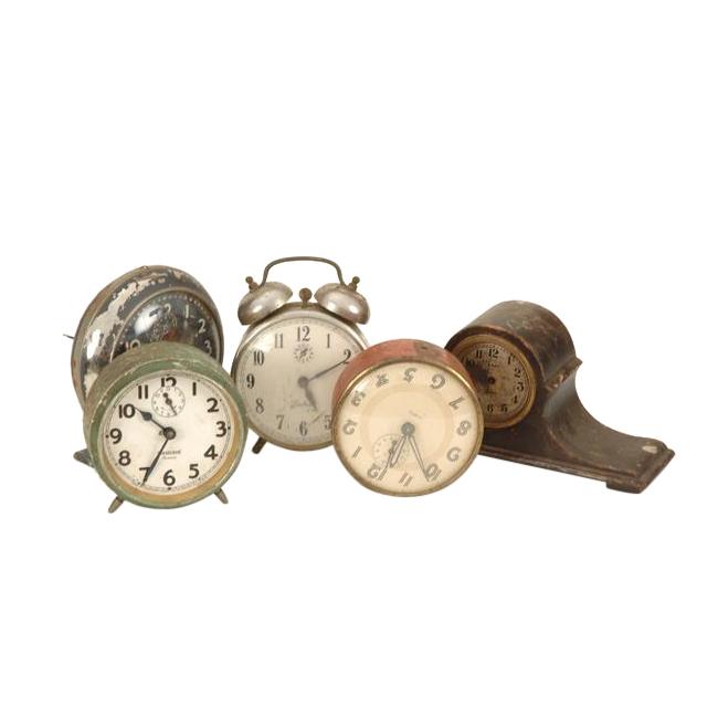 Benny Clocks (set of 5)