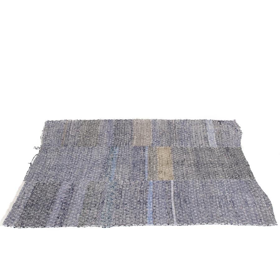 Indiana Blue Rugs (Set of 2)