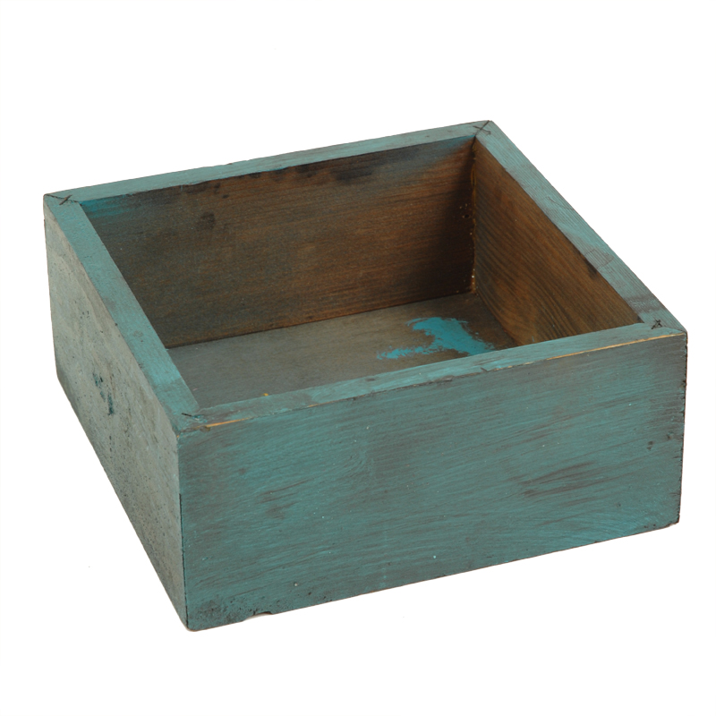 Webster Blue Box