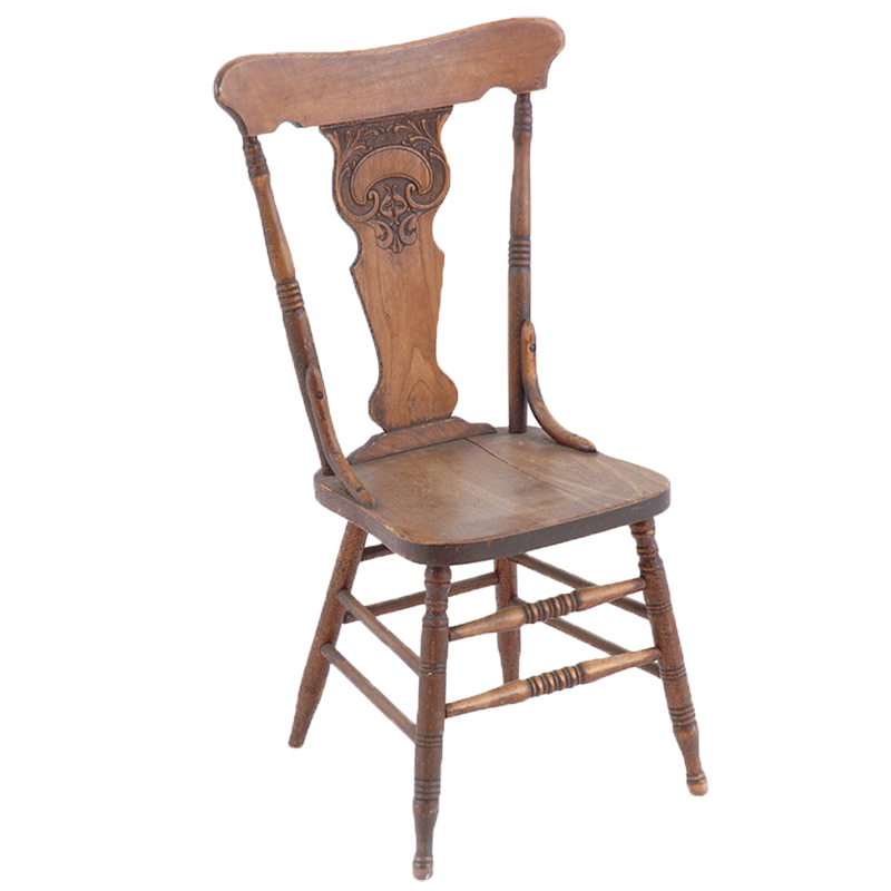 Kellen Wooden Chair