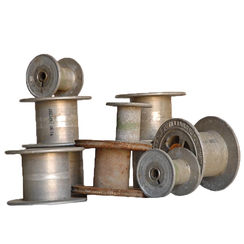 Burbidge Metal Spools (set of 8)