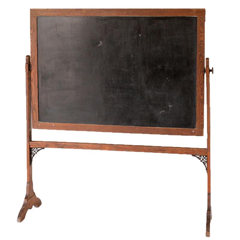 Shaw Chalkboard