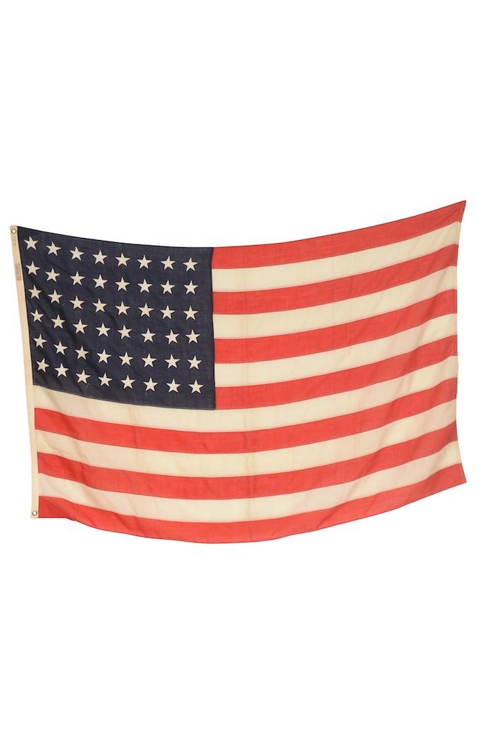 Capital Flag
