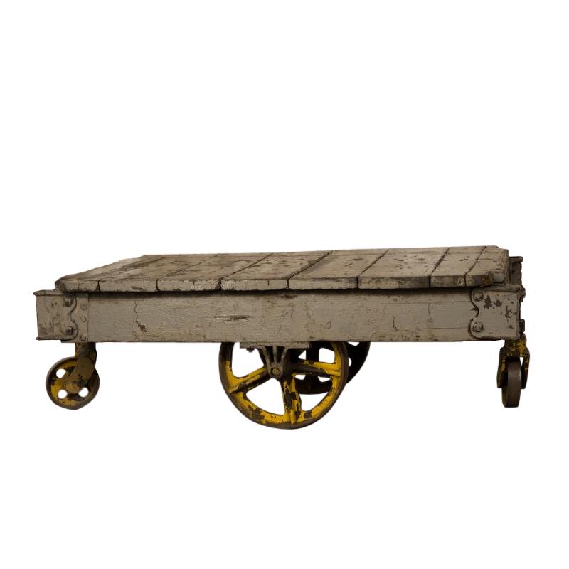 Ramone Grey Cart