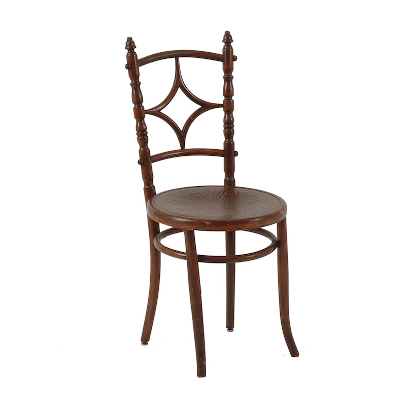 Saunders Wooden Chair