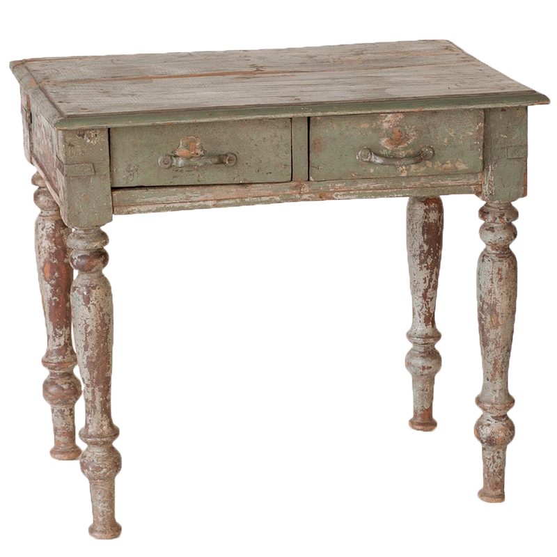 Savannah Green Table