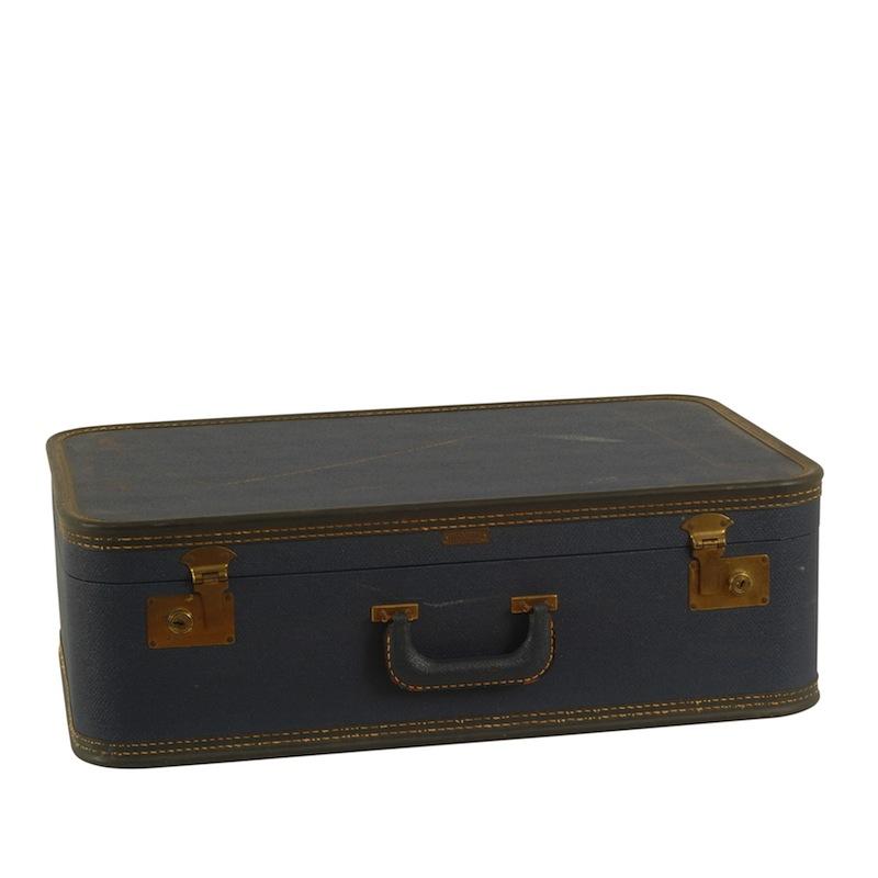 Dawn Blue Suitcase