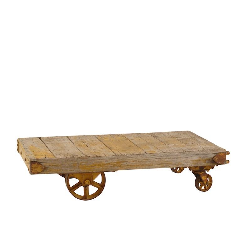Rockland Yellow Cart