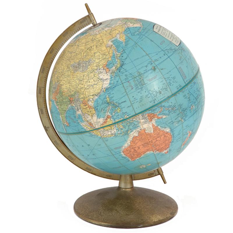 Ayers Globe