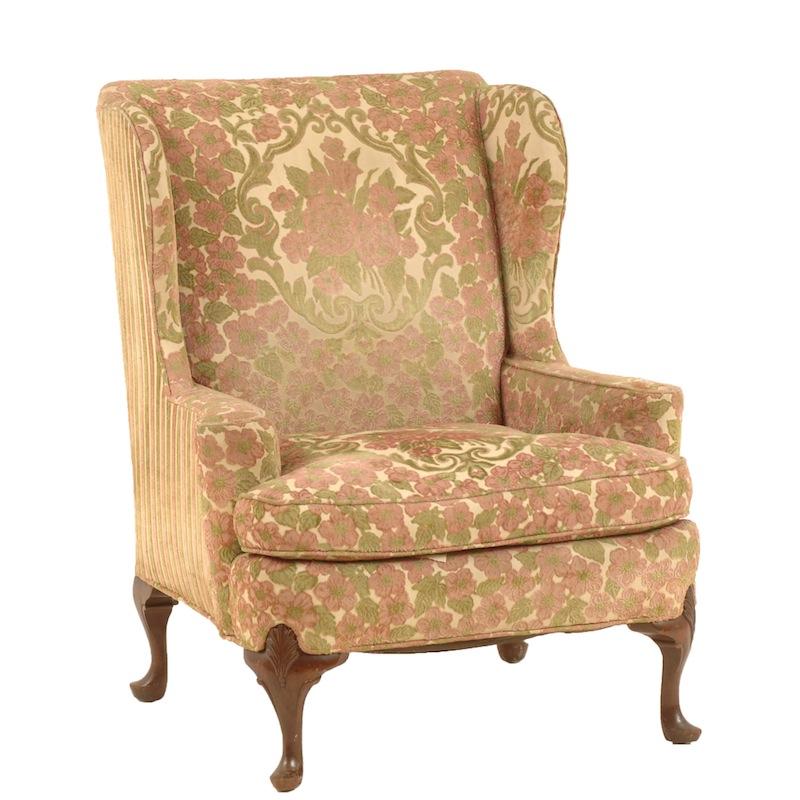 Ruth Floral Chair