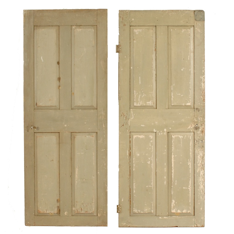 Tolston Doors (pair)