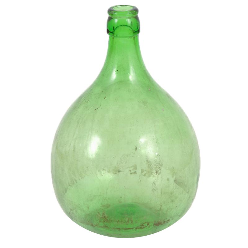 Plume Green Demijohn