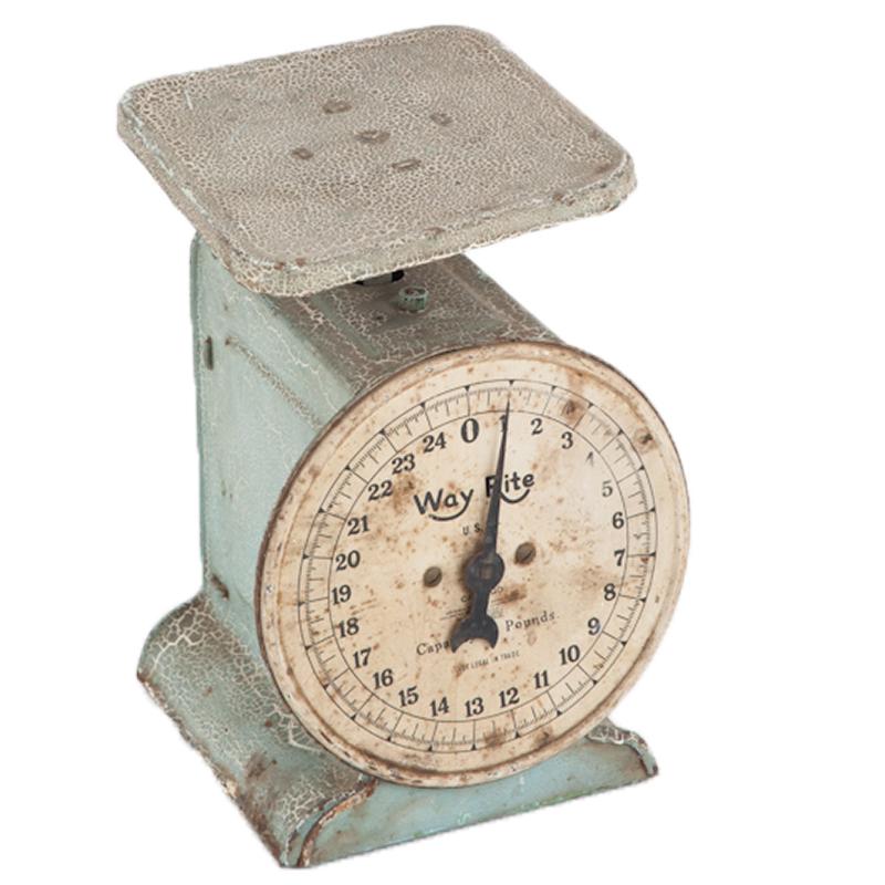 Cole Blue Scale
