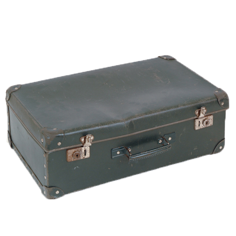 Fernsmith Green Suitcase