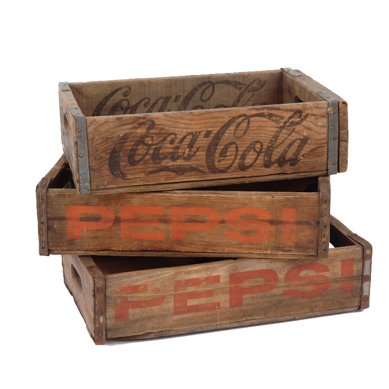 Ellingson Cola Crates