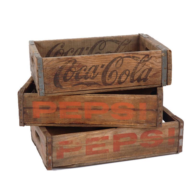 Ellingson Cola Crates