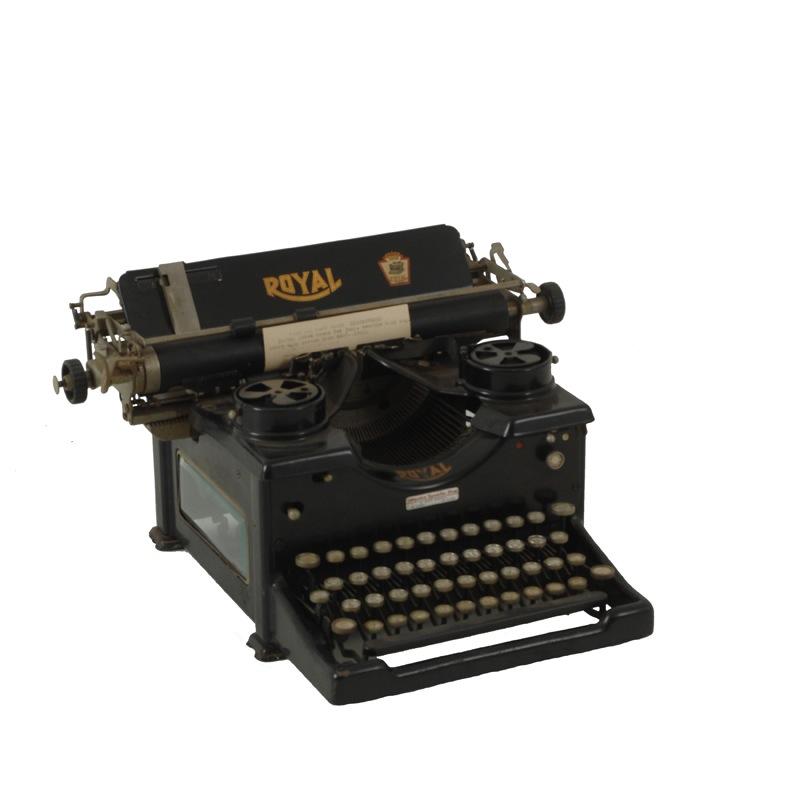 Regal Typewriter