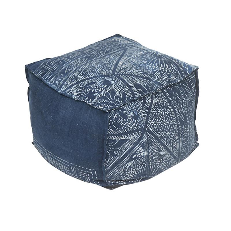 Bei Indigo Cushions