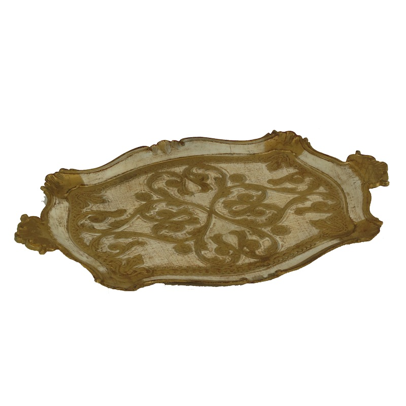 Varian Gold Tray
