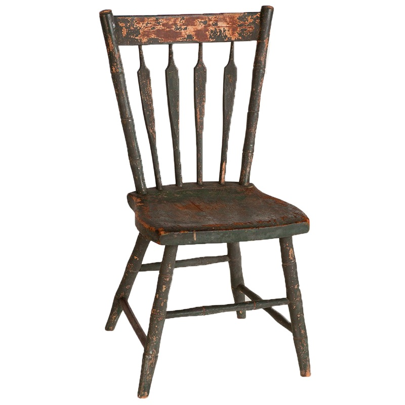Parker Wooden Child's Chair