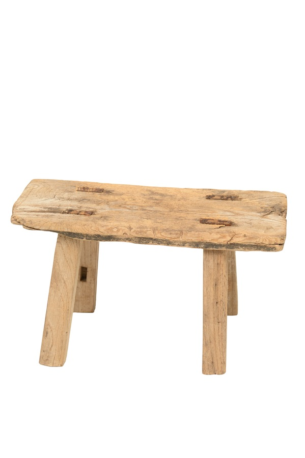 Liam Wooden Stool