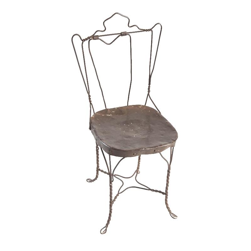 Nelson Dark Brown Open Chair