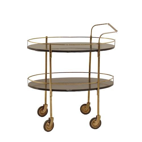 Kensington Brass Cart