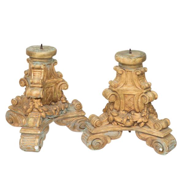 Trinitiy Pillars (pair)