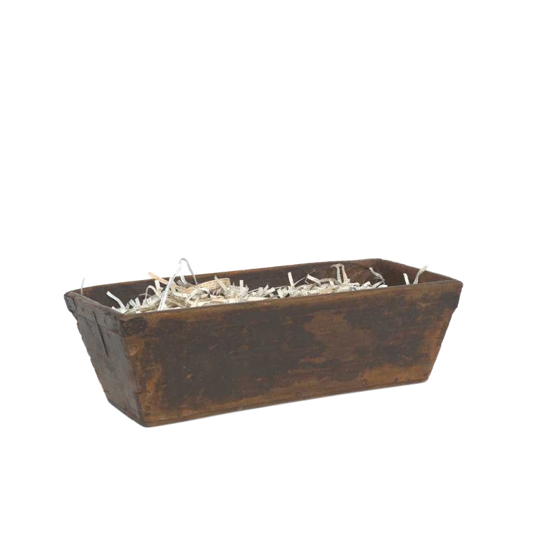 Banks Wooden Box