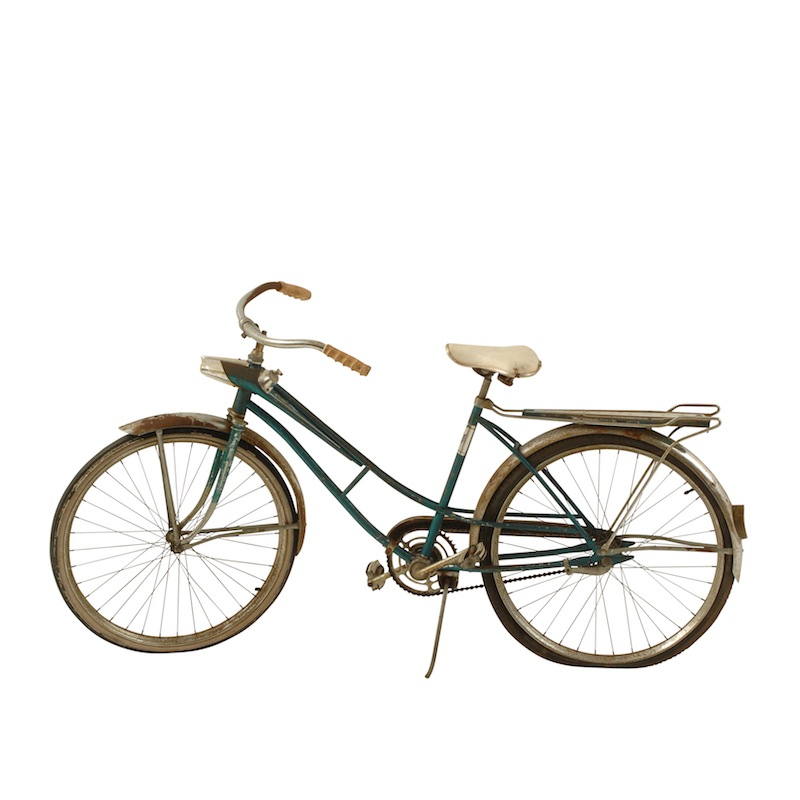 Alvin Blue Bicycle