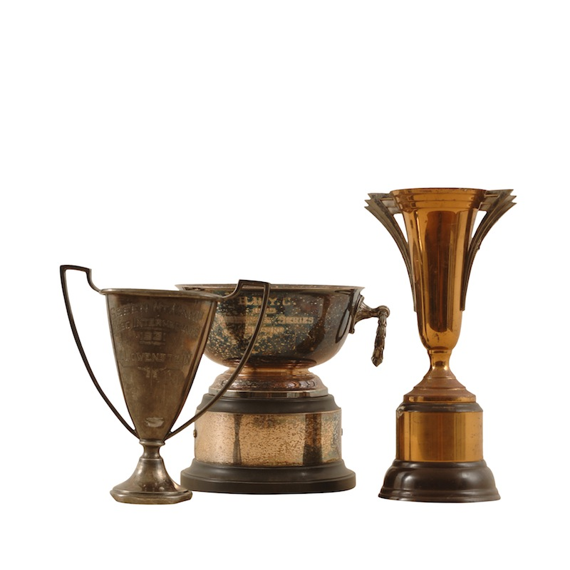 Savoy Vintage Trophies (set of 3)