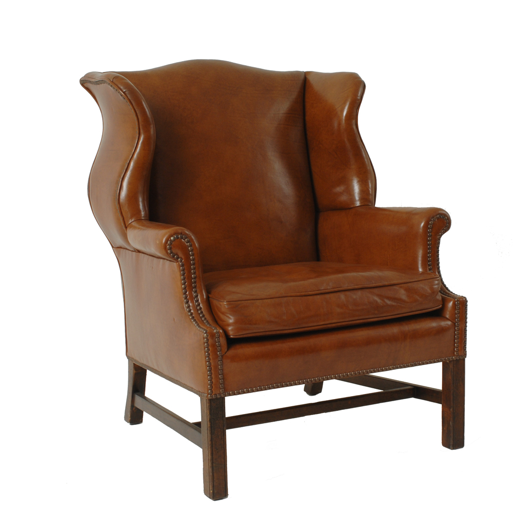 Damon Leather Chairs