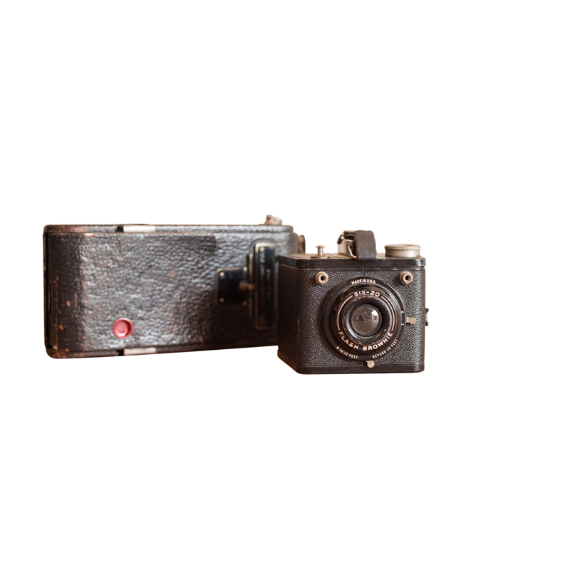 Kendrick Vintage Cameras (set of 2)