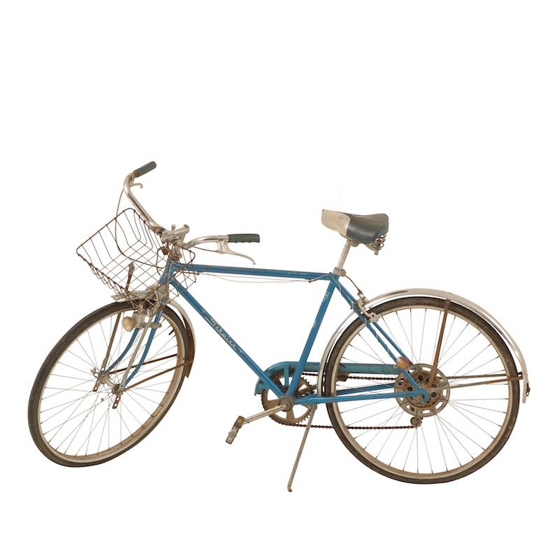 Anne Blue Schwinn Bicycle