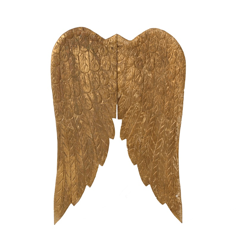 Gwendolyn Gold Wings