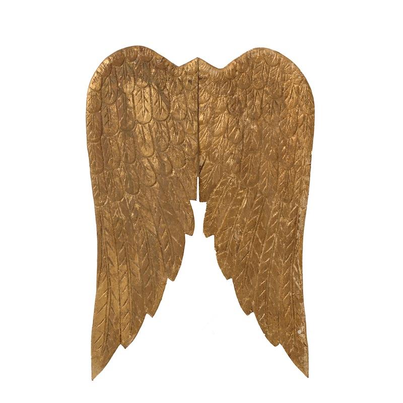 Gwendolyn Gold Wings